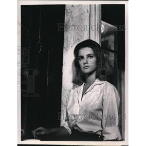 "1968 Press Photo Mia Massini ""The Secret Invasion"" - orp20774"
