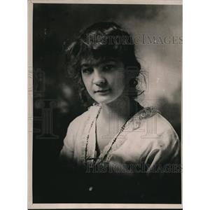 1915 Press Photo General Littell's Daughter, Ruth Littell, to Be Married