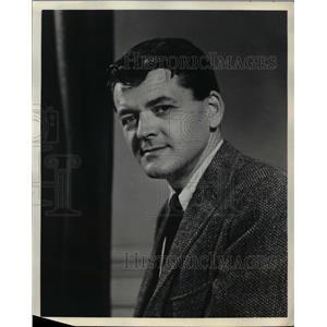 1961 Press Photo Hal Holbrook - orp16478