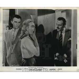 1960 Press Photo Peggy Mount Terry Thomas Peter Sellers in Your Past is Showing