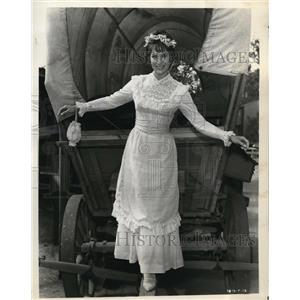 1964 Press Photo Lois Nettleton in Mail Order Bride - orp21076