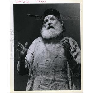 1979 Press Photo Dallas McKennon in Along Came Johnny - orp20021