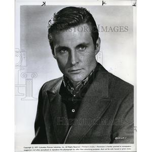 1971 Press Photo John Phillip Law stars in Smiling Cobra - orp18861