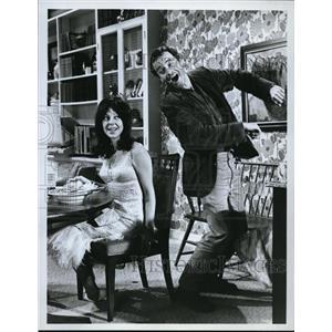 1972 Press Photo Jack Lemmon actor - orp19891