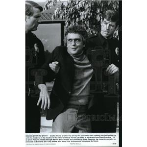 1979 Press Photo Dudley Moore In Coming Down To Earth