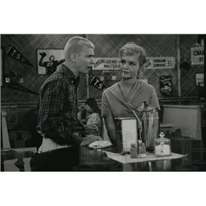 1959 Press Photo Dwayne Hickman Loves Of Dobie Gilles