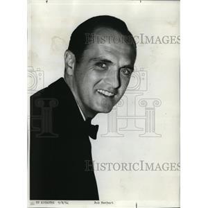 1964 Press Photo Bob Newhart actor