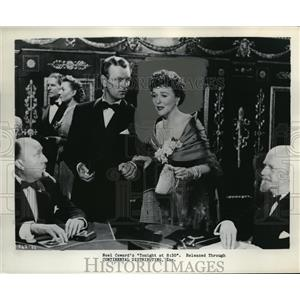 "1954 Press Photo Jessie Bouce Landis in ""Tonight at 8:30"""
