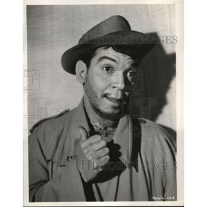 1961 Press Photo Cantinflas