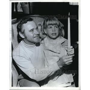 1972 Press Photo  Jack Lemmon