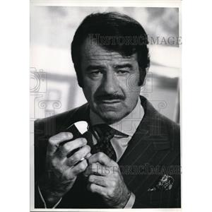 1970 Press Photo Walter Matthau Not Handsome But Interesting
