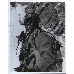 "1976 Press Photo Yuichiro Miura ""The Man Who Skied Down Everest"""