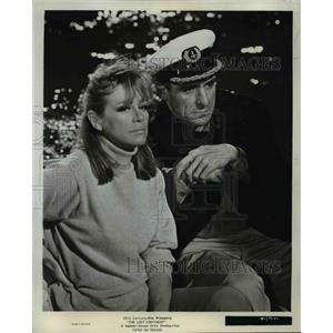1968 Press Photo Eric Porter in the lost Continent