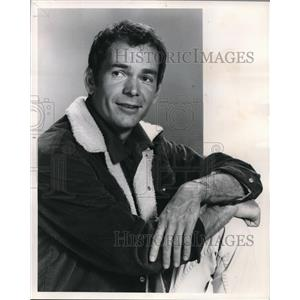 1971 Press Photo Dean Jones