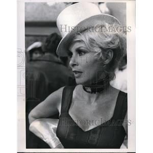 1970 Press Photo Janet Leigh on The Tim Conway Comedy Hour
