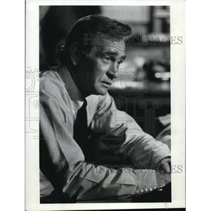 1974 Press Photo Darren McGavin stars in The Night Stalker TV show