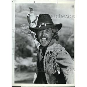 1967 Press Photo Wayne Maunder in Custer