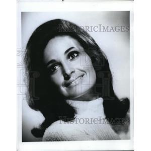 1974 Press Photo Gloria Marinacci in The Barber of Seville