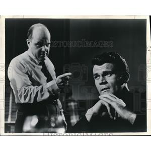 1961 Press Photo Don Murray stars in the title role in The Hoodlum Priest
