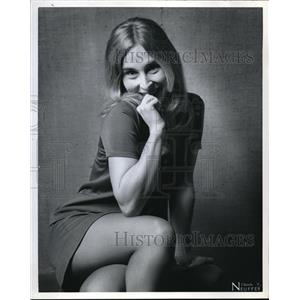 "1975 Press Photo Laurie Grothing in ""Last of the Red Hot Lovers"" - orp19000"