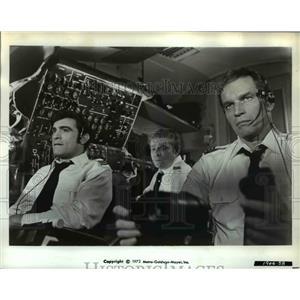 1972 Press Photo Actor Charlton Heston - orp15417