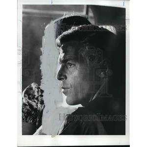 1971 Press Photo James Franciscus - orp14771