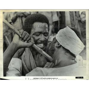 1973 Press Photo Richard Roundtree - orp24164