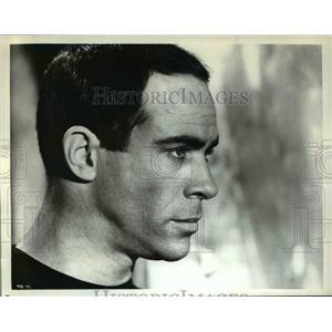 1968 Press Photo Paul Mantee stars in A Man Called Dagger - orp22874