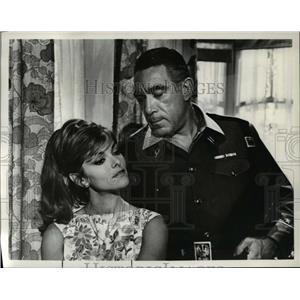 1967 Press Photo Perette Praider - orp22670