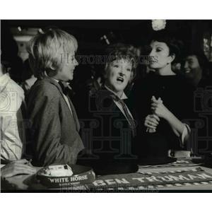 1969 Press Photo Susannah York & Beryl Reid in The Killing of Sister Goerge