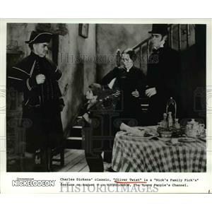 1968 Press Photo Scene from Oliver Twist - orp23795
