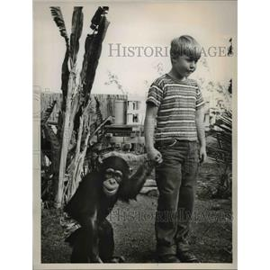 1959 Press Photo Teddy Rooney stars in America Pauses for Merry Month of May