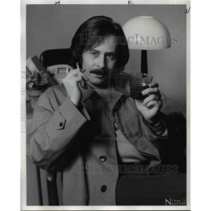1974 Press Photo Jerry Leith In Butley - orp22145