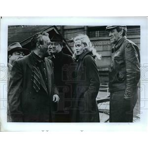 1974 Press Photo Eva Marie Saint in On the Waterfront - orp23784