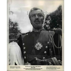 1955 Press Photo Cesar Romero stars in Vera Cruz - orp23222