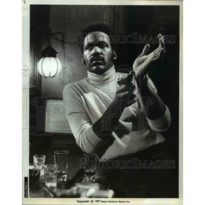 1971 Press Photo Richard Roundtree in Shaft - orp24133