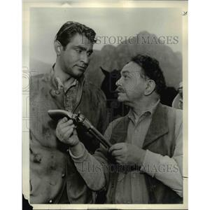 1960 Press Photo Edward G. Robinson - orp22539
