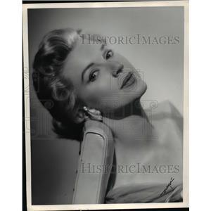 1958 Press Photo Margretta Ramsey - orp22273