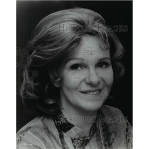 1971 Press Photo Geraldine Page in The Beguiled - orp23495