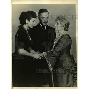 1935 Press Photo George Curzon and Margaret Rawlings - orp22334