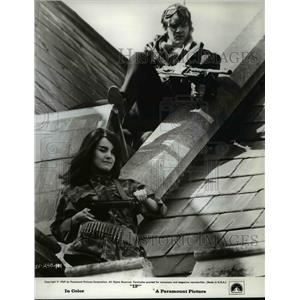 1969 Press Photo Malcolm McDowell and Christine Noonan star in If - orp23483