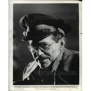 1941 Press Photo Warren Oates Mad Man Maddox - orp22992