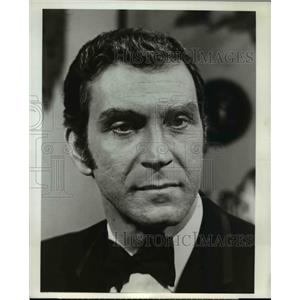 1968 Press Photo Mark Richman stars in The Naked Billionaire on It Takes a Thief