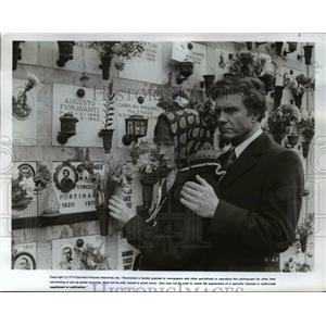 1976 Press Photo Cliff Robertson Actor - orp23639