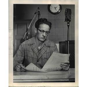 1952 Press Photo Dick Rand - orp22311