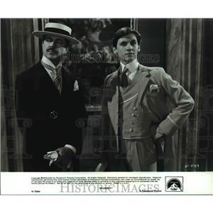 1980 Press Photo Alan Bates and George de la Pena star in Nijinsky - orp24203