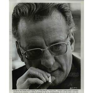 1972 Press Photo George C. Scott stars in The New Centurions - orp26518
