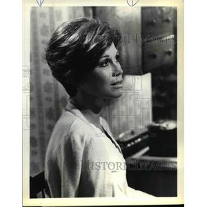 1978 Press Photo Mary Tyler Moore stars in First You Cry TV Movie - orp25260