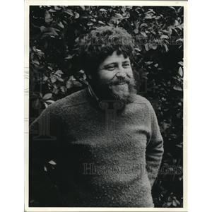 1967 Press Photo Robert Mezey - orp27458