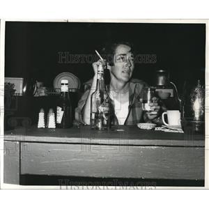 1966 Press Photo Peggy Snethen in Before Breakfast